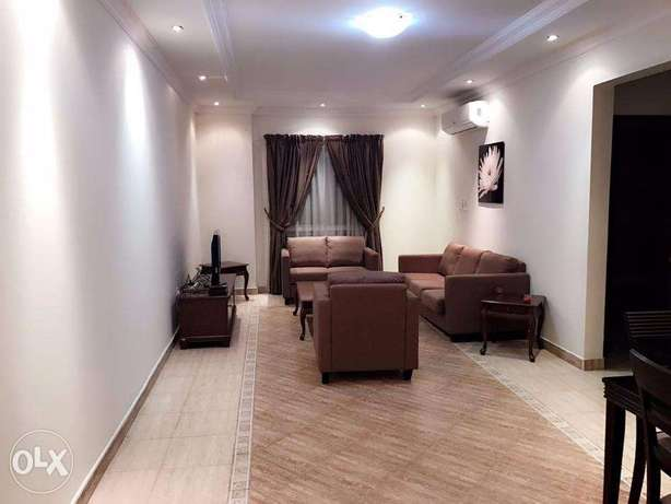 Apartment for rent in Al Sadd 1bedroom F-Furnished with 1month free
