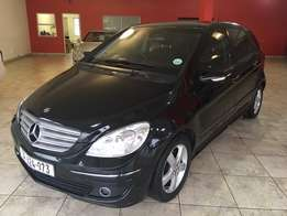 2008 Mercedes-Benz B 200 Turbo for sale!
