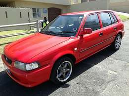 toyota tazz for sale R16000