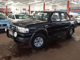 2005 Ford Ranger 2.5 XLT Super/CAB, 214000Km's, FSH, Leather interior