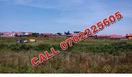 Reflective 100 by 100ft plot for sale in Namugongo at 70m