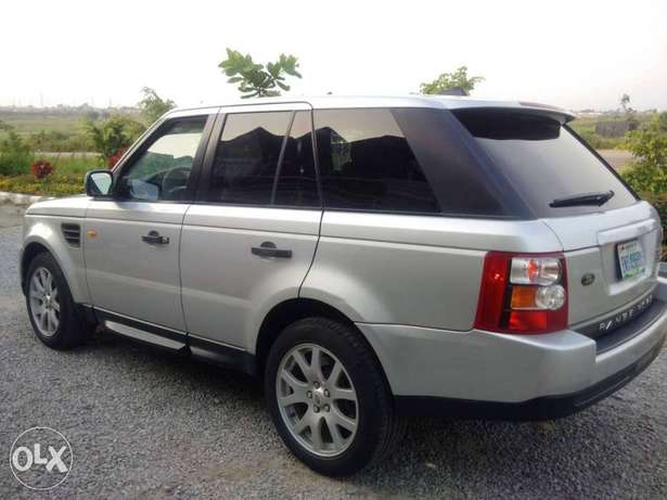 Range Rover Sport HSE Lugbe - image 1