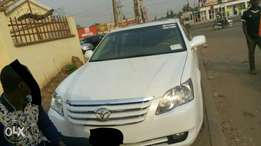 Excellent Tokumbo 2007 Toyota Avalon for grab