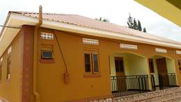 Executive self contained double units in kyaliwajjala 4 rent at 350000