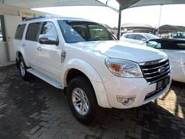 2010 Ford Everest 3.0 TDCi Limited 4x4 A/T