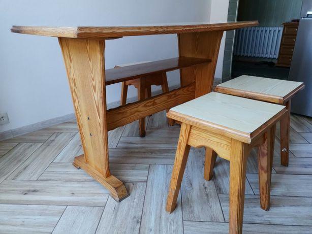 Stół ława Kuchenna Kuchenny Do Kuchni Taborety Taboret