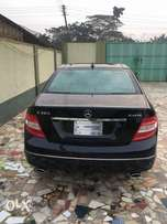 Lagos cleared Mercedes Benz C300 for immediate sale