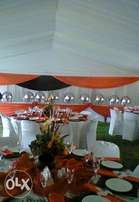 Event draping and decoration