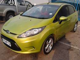 2010 ford fiester 1.4 for sale