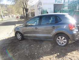 2012 VW Polo 6 1.4, Grey in color for sale