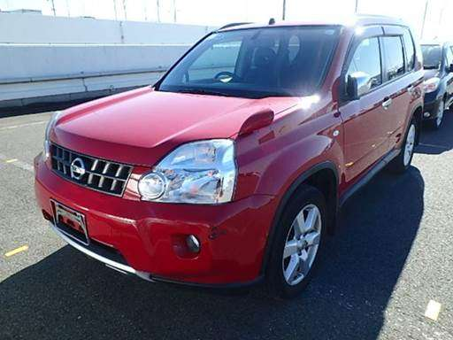 Nissan XTrail Red Ruaka - image 4