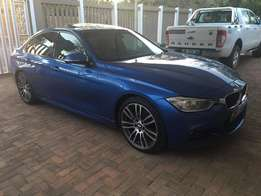 2013 BMW 320d Sportpack A/T