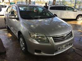 Toyota axio 2010 model 1500cc auto petrol engine