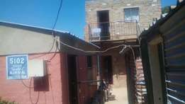 Phomolong 8 rooms R380 000 CASH ONLY