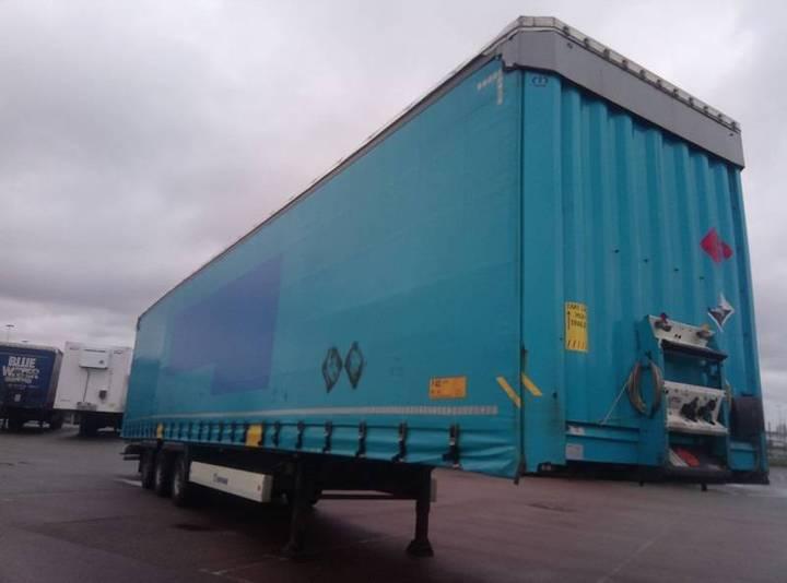 Krone Mega Curtain - Lifting Roof - Tce 898 - 2014