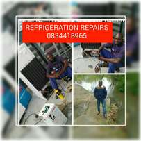 Refrigeration Repairs And Services