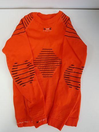 005e97b17b4167 Dziecięca koszulka termoaktywna X-Bionic INVENT pomarańczowa 8/9lat Kraków  - image 1