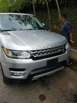 Tincan cleared tokunbo range rover sports 2014