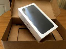 32GB Matte Black Apple iPhone 7 Brand New Sealed In Box Never Been Us