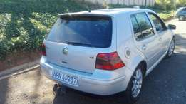 Golf 4 for sale excellent condition selling due to upgrading