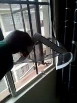 Mosquito nets for doors and windows