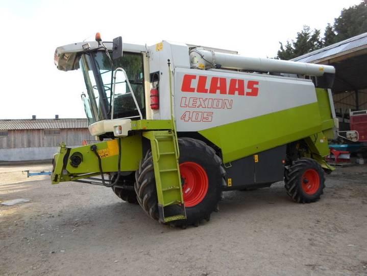 Claas lexion 405 - 1998