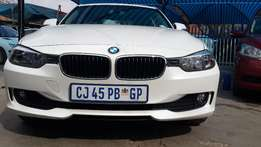 2013 BMW 320d Auto Available for Sale