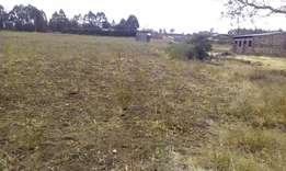 Two acres for sale in Njoro -piave