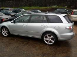 Super Clean Few Months Used Mazda6 Wagon 2005 Model