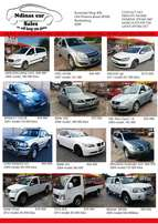 Buying and selling of used vehicles