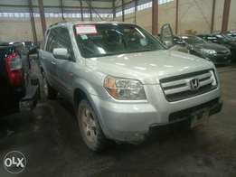 Extremely Honda Pilot 2006 first body