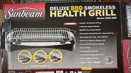 BBQ Health Grill Smokeless as new