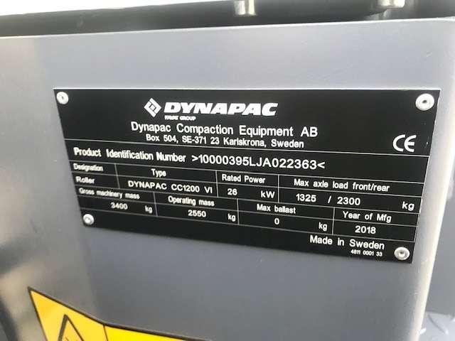 Dynapac Cc1200-vi - 2018 - image 5