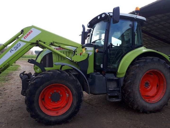 Claas arion 610 cis - 2012