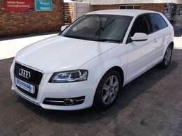2012 Audi A3 1.4Tfsi Sportback Attraction
