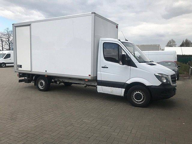 Mercedes-Benz Sprinter 313 Cdi Box + Lift - 2016