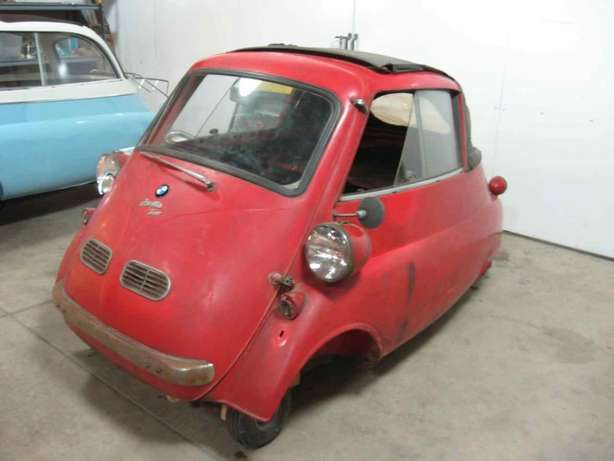 bmw isetta and 2.8 or 3.0 cs coupes WANTED Durban - image 2