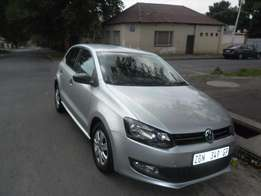 2010 Silver VW Polo 6 1.4 Hatch for sale