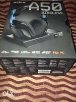 Astro A50 wireless PS4/PC