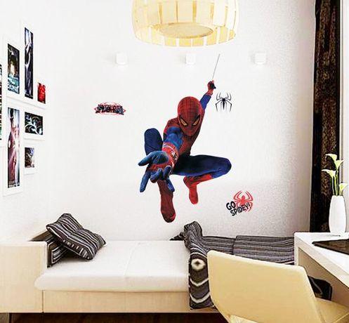 Naklejki Na Sciane Spiderman Ws 0100 Lodz Baluty Olx Pl