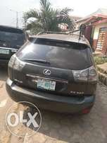 Sparkling Lexus RX350 Up 4Grabs