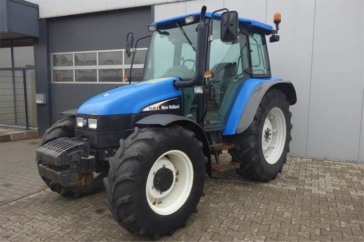 New Holland Tl 80 - 2004