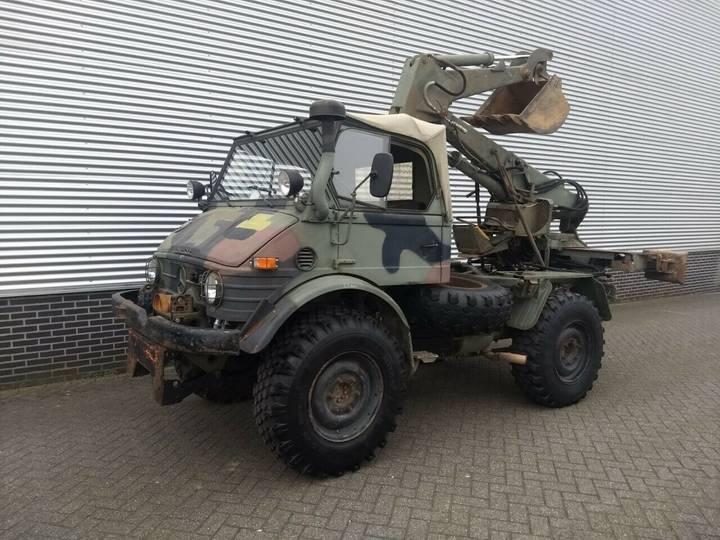 Unimog 406 EAG - 1975