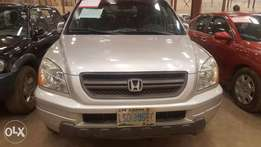 Honda pilot 2004 first body