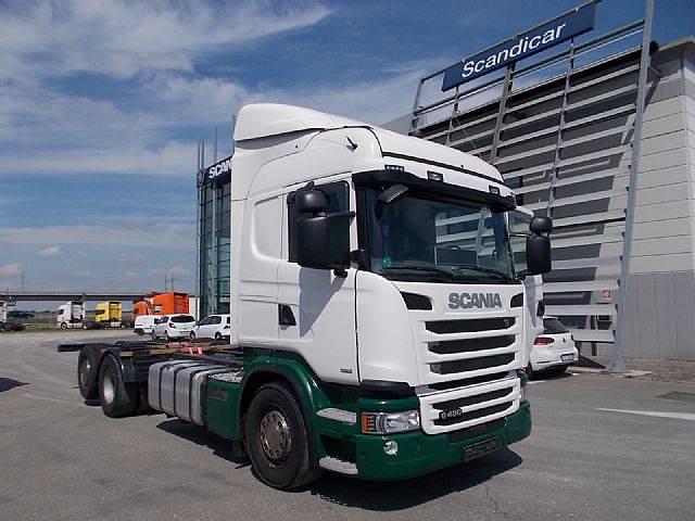Scania G490 6X2 - 2014