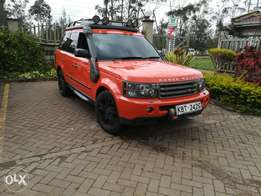 Range Rover Sport G4 2005 Model In Immaculate Condution2005