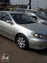Toyota Camry silver colour strong body in perfect condition and