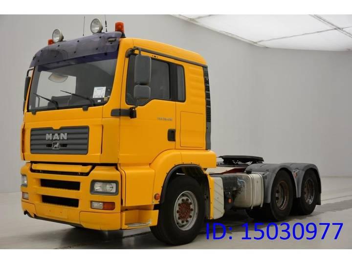 MAN TGA 33.430 L - 6x4 - 2006