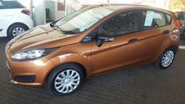 Ford Fiesta 1.0T Ambiente