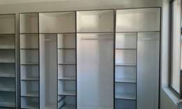 Fitted wardrobes. ..We disign n manufacturer anything o wood